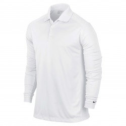 NIKE - POLO MANCHES LONGUES HOMME